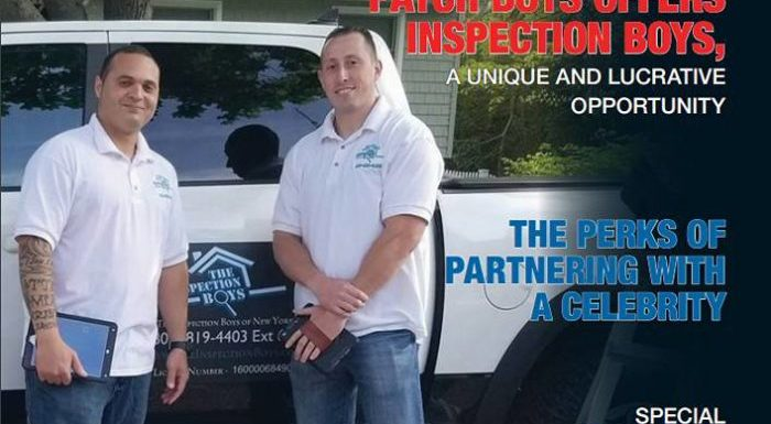 The Inspection Boys Delivers Every New Franchisee a Membership in InterNACHI…
