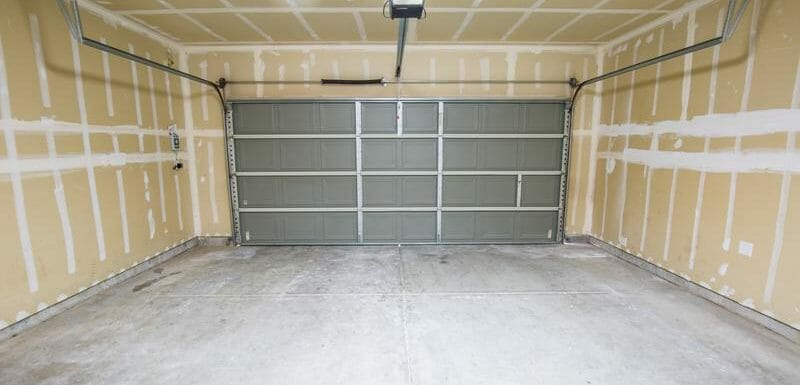 Which Parts of My Garage Require Regular Maintenance?